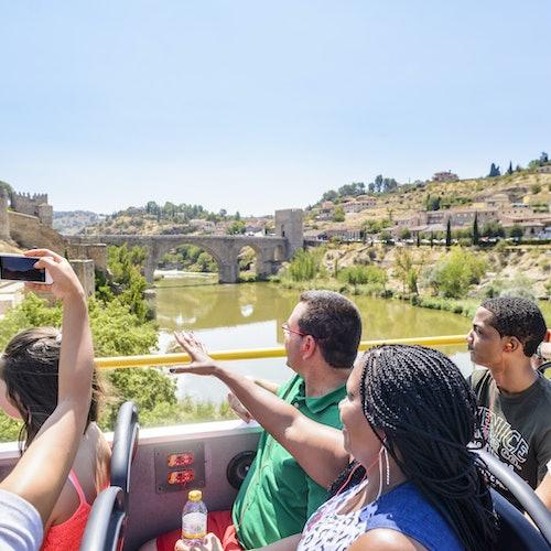 Bus turístico de Toledo