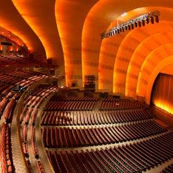 Imagen Tour entre bastidores del Radio City