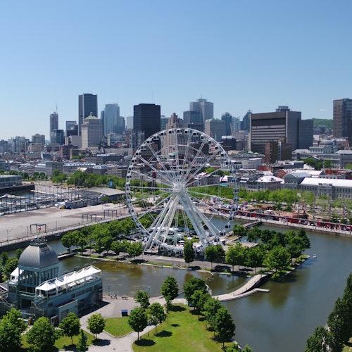 La Grande Roue de Montréal: Admisión a la noria