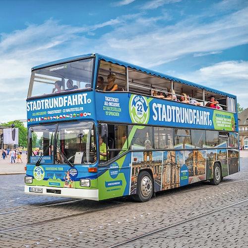 Bus turístico de 2 días por Dresde + Castillo de Dresde o Zwinger