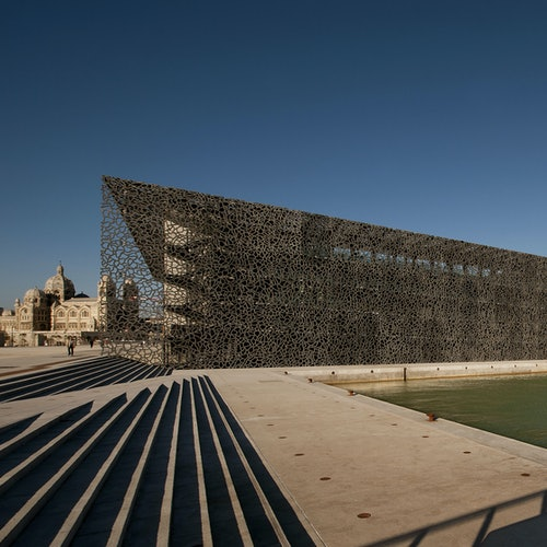Museo de Civilizaciones Europeas y Mediterráneas (Mucem): Acceso prioritario