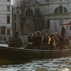 Private Gondola Ride: Nighttime