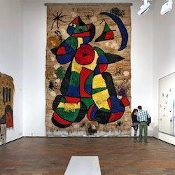 Imagen Fundació Joan Miró: Ohne Anstehen
