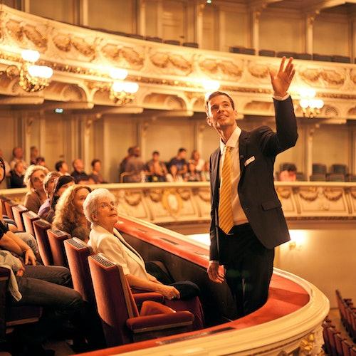 Semperoper y casco antiguo de Dresde: Tour guiado en inglés