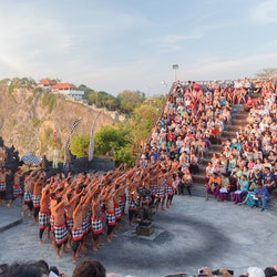 Uluwatu Temple and Kecak Dance Sunset Tour