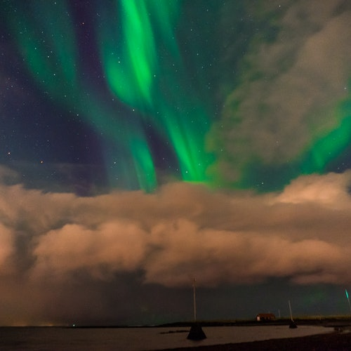 Museo de la Aurora en Reikiavik