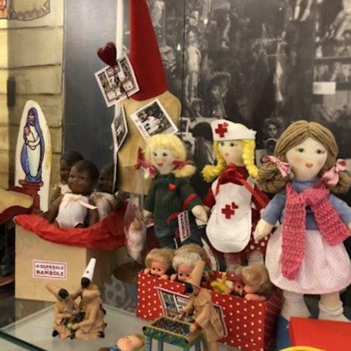 Hospital muñecas Nápoles