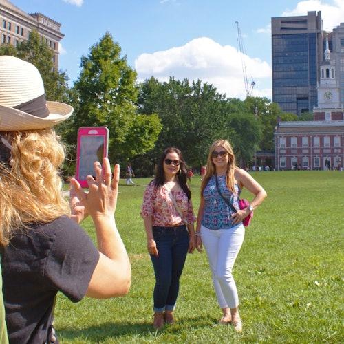 History in HD: Tour a pie por Filadelfia