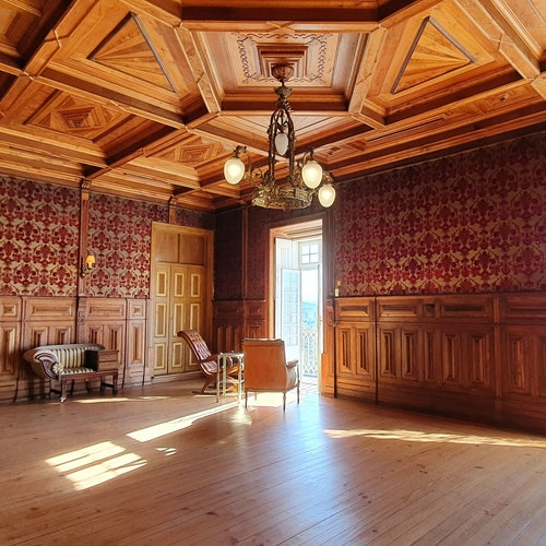 Palacio secreto de Boa Vista