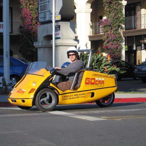 GoCar San Diego