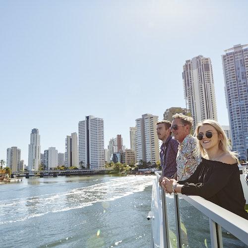 Crucero de tarde por Gold Coast