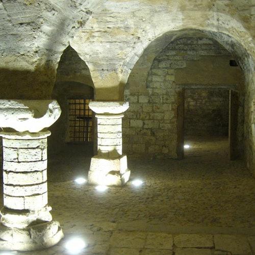 Tour subterráneo de Praga