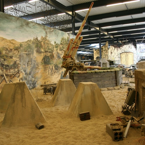 Museo de Guerra Overloon