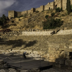 Málaga Roman Theatre & Alcazaba: Guided Tour