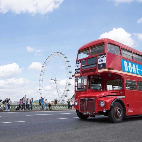 London in Style: tour con té de la tarde en la Abadía de Westminster