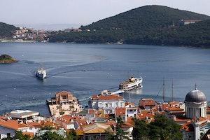 Muelle de Bosphorus Tour