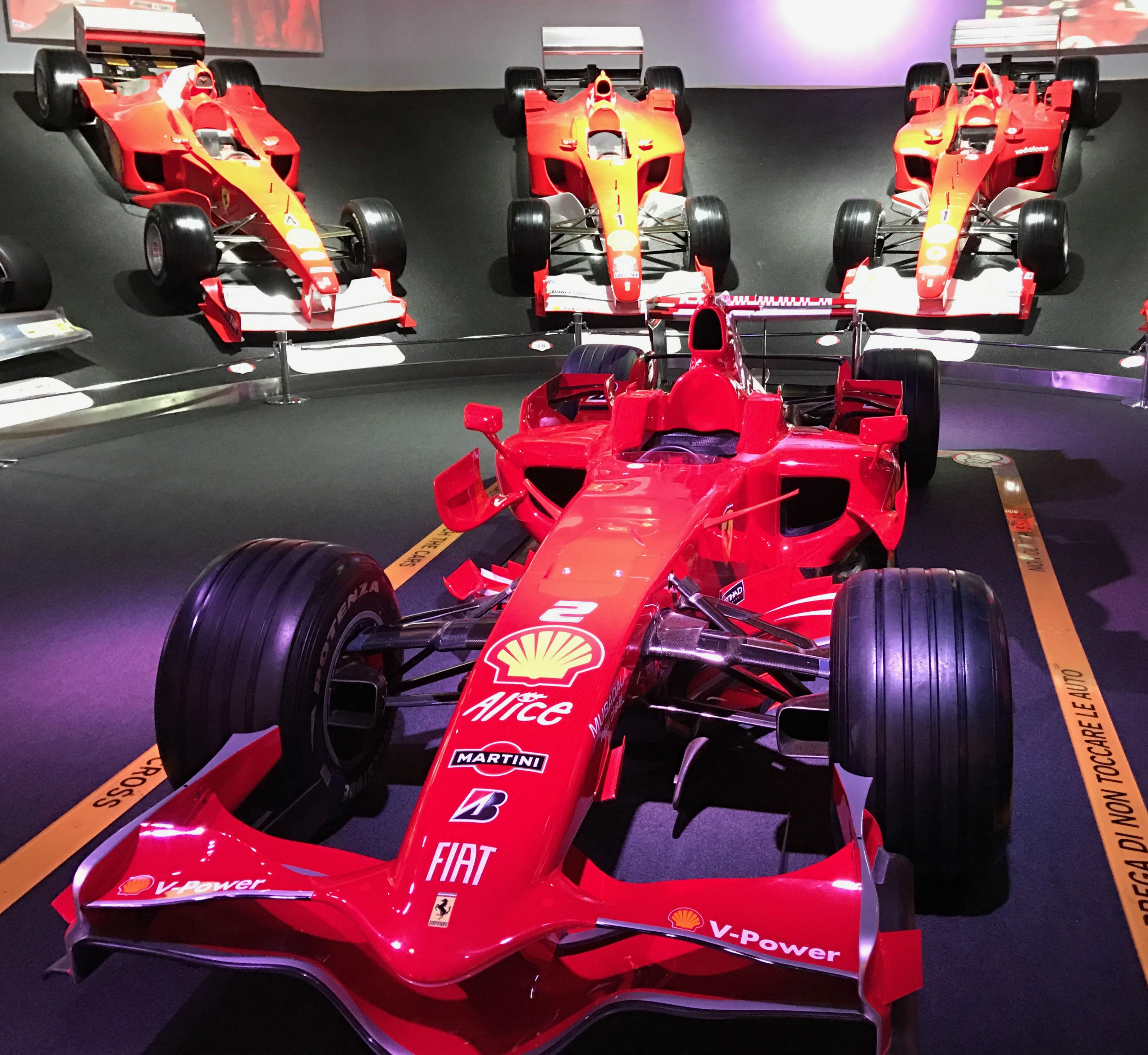 Tickets for Ferrari Museum