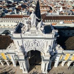 Imagen Mirador del Arco de la Rua Augusta