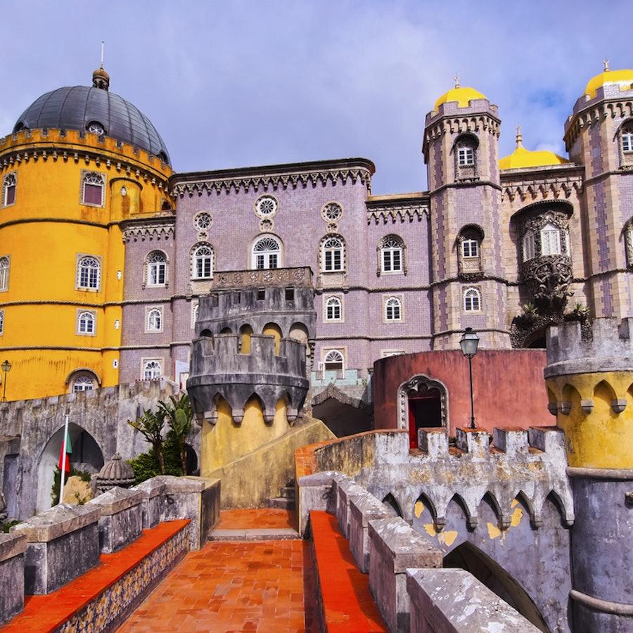 Pal 225 Cio Da Pena Em Sintra Ida E Volta A Partir De Lisboa