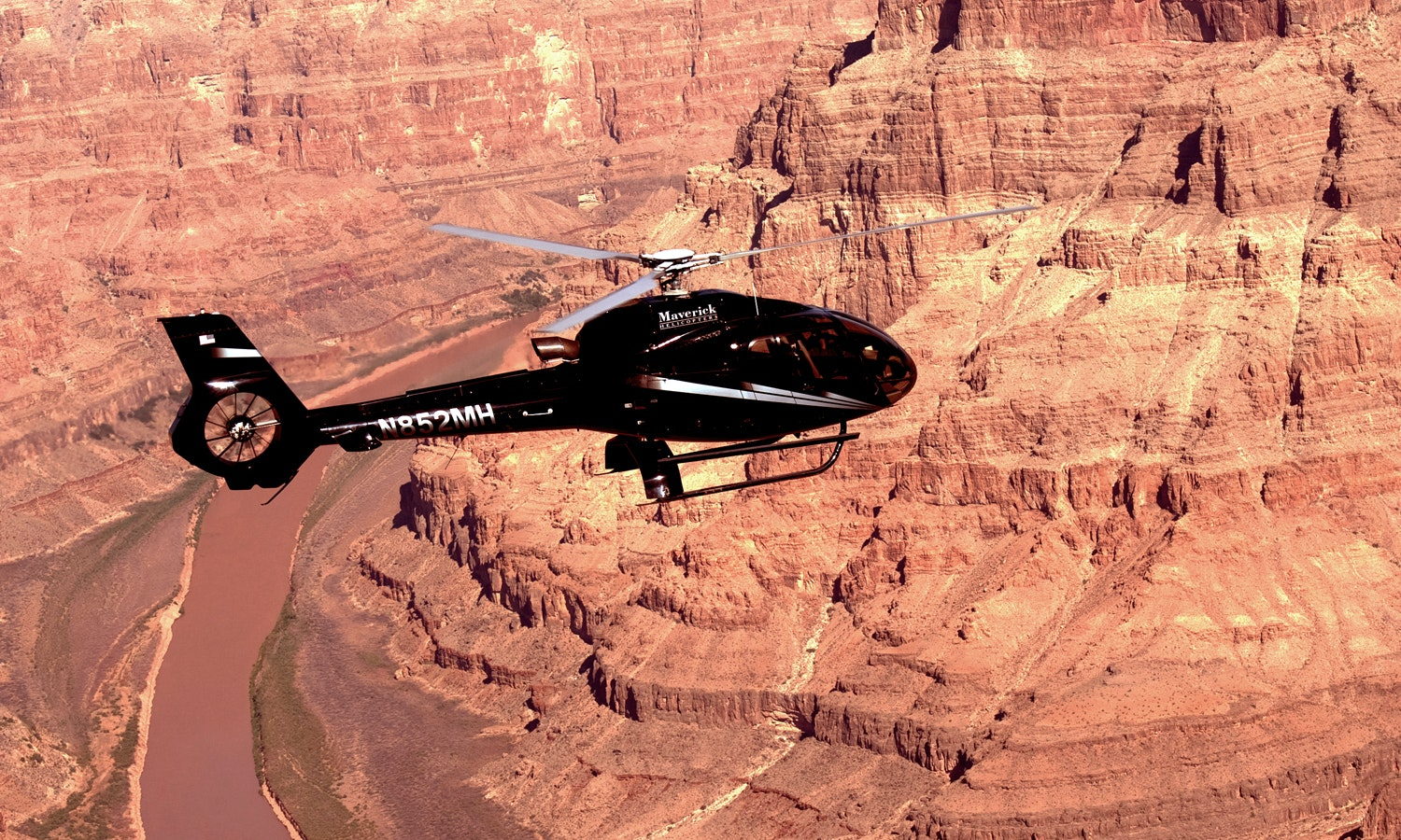 Tickets for Grand Canyon Western Journey by Helicopter  Image