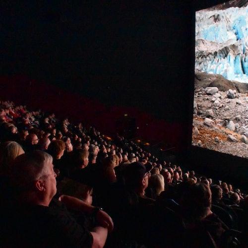Cine IMAX en Victoria