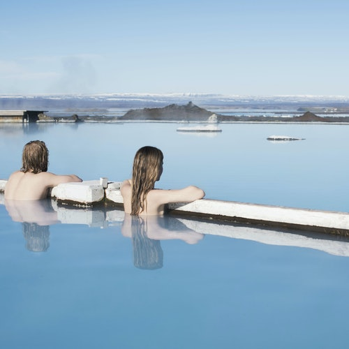 Baños termales de Mývatn