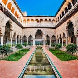 Imagen Alcázar de Sevilha: sem filas + tour guiado