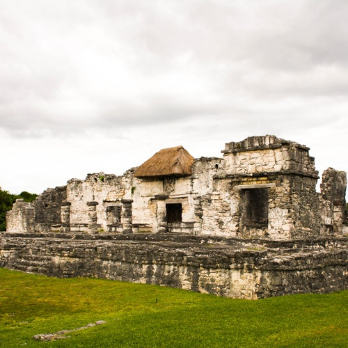 Maya Ruins of Tulum, Cenote Mariposa, and Riviera Maya