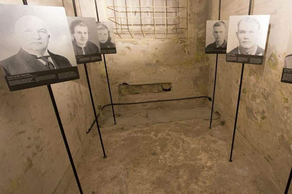 KGB Prison Cells Tallinnチケット  Tiqets