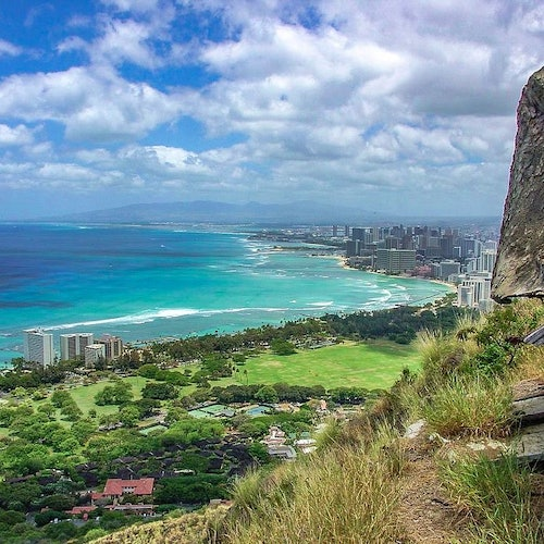 Diamond Head State Monument: Visita libre con audio