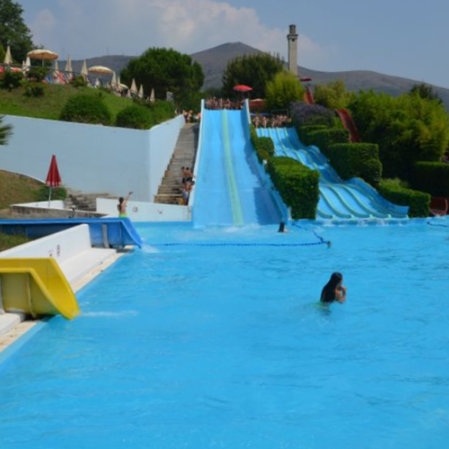 Parque acuático Le Caravelle