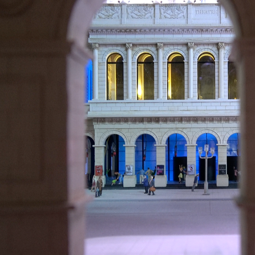 Mini World Lyon: Entrada prioritaria
