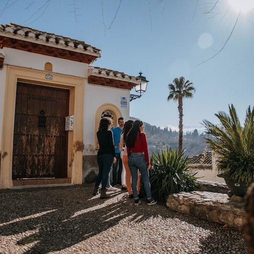 Tour guiado gratis por Granada