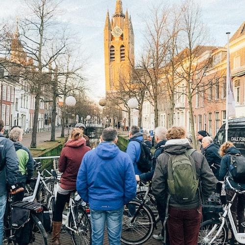 Delft Highlights Bike Tour