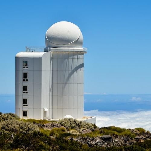 Observatorio del Teide: Visita guiada