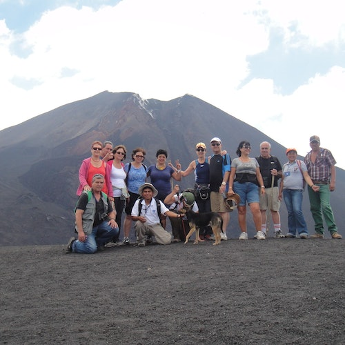 Pacaya Volcano & Hot Springs: Day Tour from Antigua Guatemala