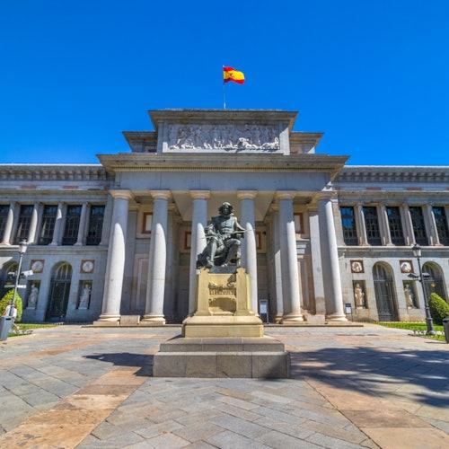 Prado, Reina Sofía y Thyssen: Abono Paseo del arte