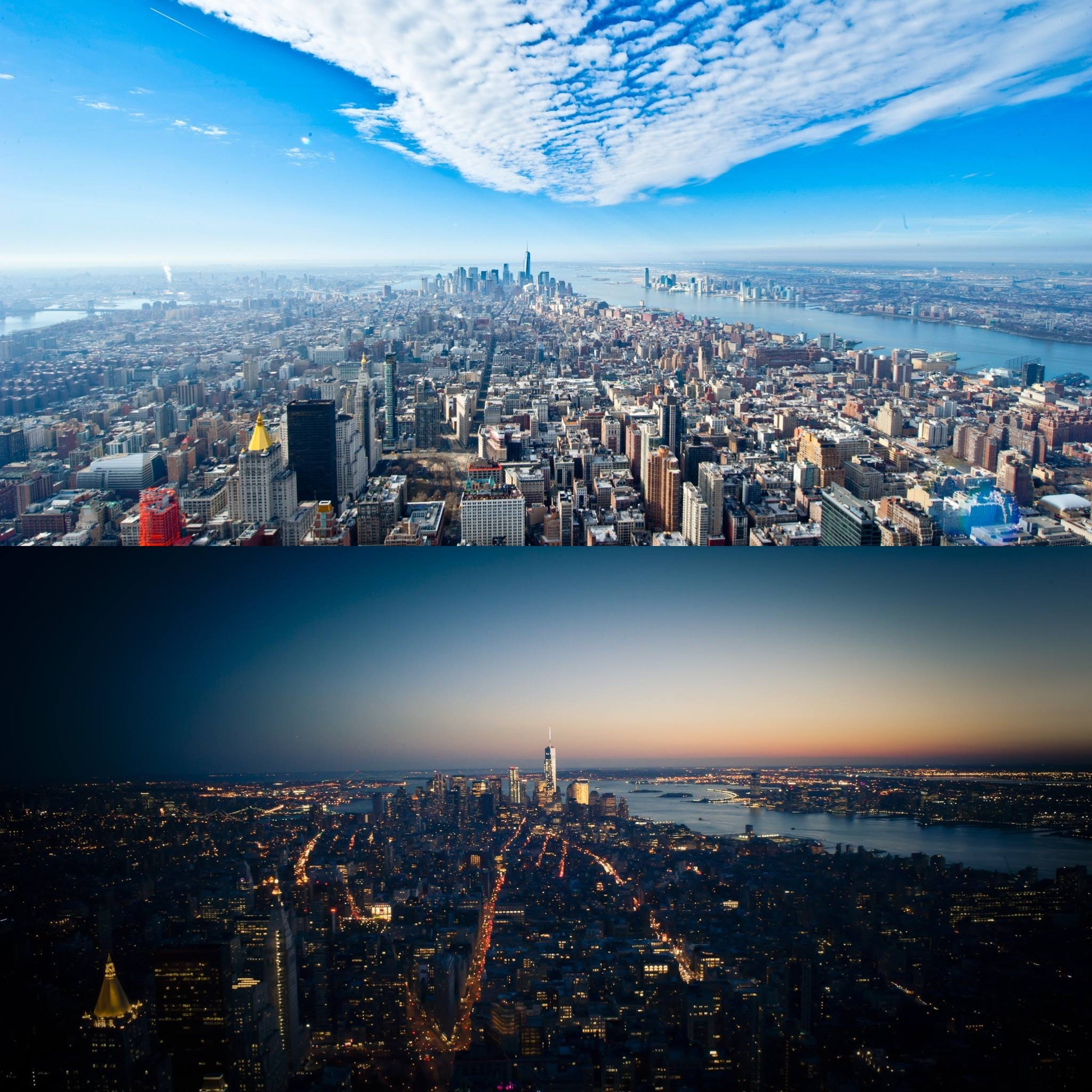 Billets pour Empire State Building : Entrée jour-nuit