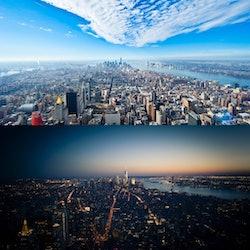 Imagen Empire State Building: Entrada diurna y nocturna