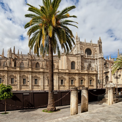 Seville Cathedral: Guided Tour