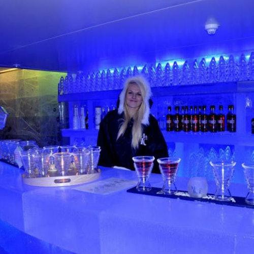 Magic Ice Bar Bergen