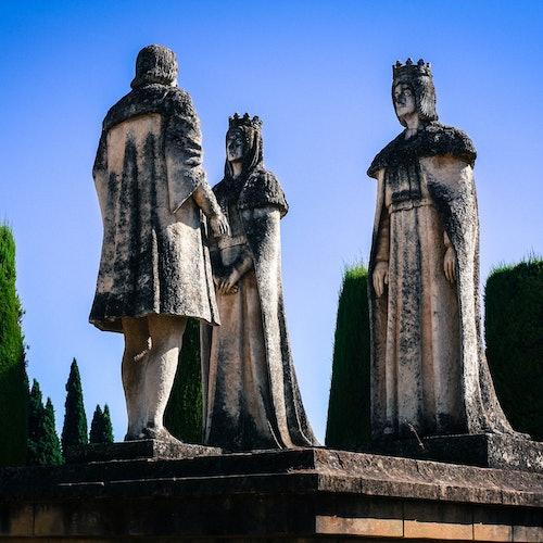 Alcázar de los Reyes Cristianos: Visita guiada