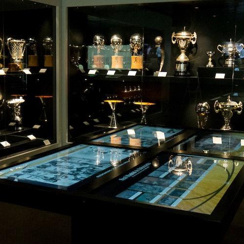 Bernabéu y Museo del Real Madrid: Tour guiado