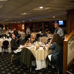 Hops on the Harbor Dinner Cruise