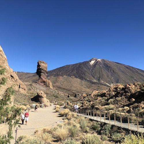 Parque Nacional del Teide, Volcán y Masca: Visita guiada