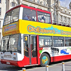 Do the Double: Mersey Ferry Cruise & Bus Tour