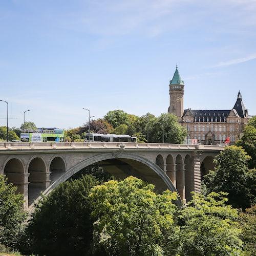 Ciudad de Luxemburgo: Bus turístico por la ciudad