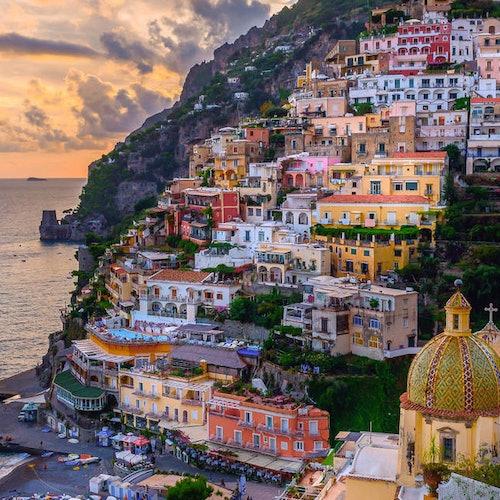 Excursión a Sorrento y la costa de Amalfi desde Nápoles