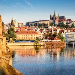 Tickets, museos, atracciones,Castillo de Praga,Tour por Praga,Castillo + Tour por Praga