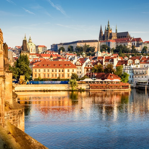 Castillo de Praga: Visita guiada de 1 hora + Acceso rápido
